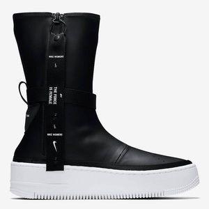 Nike Air Force 1 Sage High Black AQ2771-001 5.5